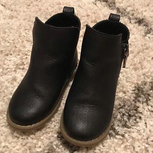 GAP Toddler Girl Black Boots